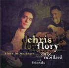 CHRIS FLORY Blues in My Heart album cover