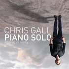 CHRIS GALL Piano Solo : Room of Silence album cover