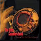 CHRIS SAUNDERS BAND / CHRIS SAUNDERS BIG SKIN Chris Saunders Band : Dancing with the Widow St. James album cover