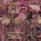 CHRIS SPEED Respect for Your Toughness album cover