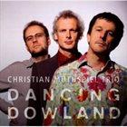 CHRISTIAN MUTHSPIEL Dancing Dowland album cover