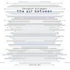 CHRISTOF KURZMANN The Air Between album cover
