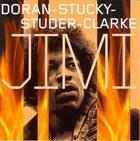 CHRISTY DORAN Jimi album cover