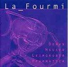 CHRISTY DORAN La Fourmi album cover
