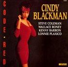 CINDY BLACKMAN SANTANA Code Red album cover