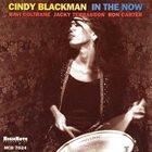 CINDY BLACKMAN SANTANA In the Now album cover
