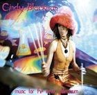 CINDY BLACKMAN SANTANA Music for the New Millennium album cover