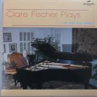 CLARE FISCHER By And With Himself album cover