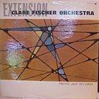CLARE FISCHER Extension album cover