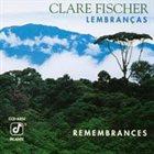 CLARE FISCHER Lembranças album cover