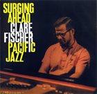 CLARE FISCHER Surging Ahead album cover