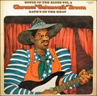 CLARENCE 'GATEMOUTH' BROWN Gate's On The Heat album cover