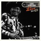CLARENCE 'GATEMOUTH' BROWN Live from Austin, TX album cover