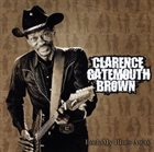 CLARENCE 'GATEMOUTH' BROWN Rock My Blues Away album cover