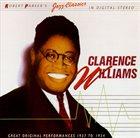 CLARENCE WILLIAMS Clarence Williams (Great Original Performances 1927 To 1934) album cover