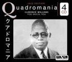 CLARENCE WILLIAMS Quadromania album cover