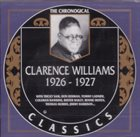CLARENCE WILLIAMS The Chronological Classics: 1926-1927 album cover
