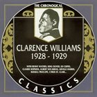 CLARENCE WILLIAMS The Chronological Classics: 1928-1929 album cover