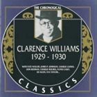 CLARENCE WILLIAMS The Chronological Classics: 1929-1930 album cover
