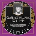 CLARENCE WILLIAMS The Chronological Classics: 1933-1934 album cover