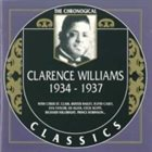 CLARENCE WILLIAMS The Chronological Classics: 1934-1937 album cover