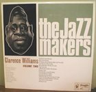 CLARENCE WILLIAMS Volume 2 album cover