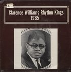 CLARENCE WILLIAMS Rhythm Kings 1935 album cover