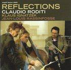 CLAUDIO RODITI Reflections album cover