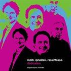 CLAUDIO RODITI Roditi, Ignatzek, Rassinfosse : Dedication album cover