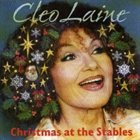 CLEO LAINE Christmas at the Stables album cover