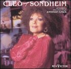 CLEO LAINE Cleo Sings Sondheim album cover