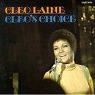 CLEO LAINE Cleo's Choice album cover