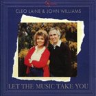 CLEO LAINE Let the Music Take You(and John Williams) album cover