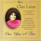 CLEO LAINE Once Upon A Time album cover