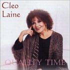 CLEO LAINE Quality Time album cover