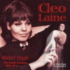 CLEO LAINE Ridin' High:The British Sessions 1960-1971 album cover