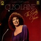 CLEO LAINE The Early Years album cover