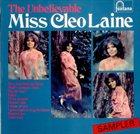 CLEO LAINE The Unbelievable Miss Cleo Laine album cover