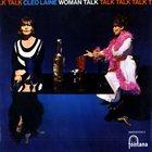CLEO LAINE Woman Talk album cover