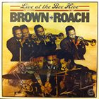CLIFFORD BROWN Clifford Brown and Max Roach Live at the Bee Hive album cover
