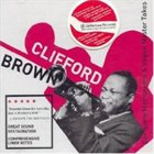 CLIFFORD BROWN Complete Metronome & Vogue Master Takes album cover