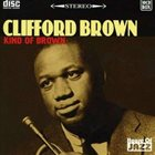 CLIFFORD BROWN Kind of Brown album cover