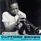 CLIFFORD BROWN Memorial Album album cover