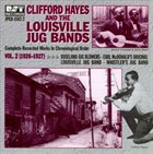 CLIFFORD HAYES Clifford Hayes & the Louisville Jug Bands, Vol. 2 album cover