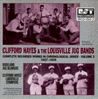 CLIFFORD HAYES Clifford Hayes & the Louisville Jug Bands, Vol. 3 album cover
