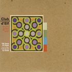 CLUB D'ELF 100 Years Of Flight album cover
