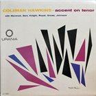 COLEMAN HAWKINS Accent on Tenor Sax album cover