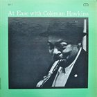COLEMAN HAWKINS At Ease With Coleman Hawkins album cover