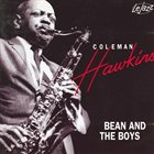 COLEMAN HAWKINS Bean And The Boys album cover
