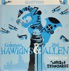 COLEMAN HAWKINS Coleman Hawkins & Red Allen : Volume Two: 'High Standards' album cover